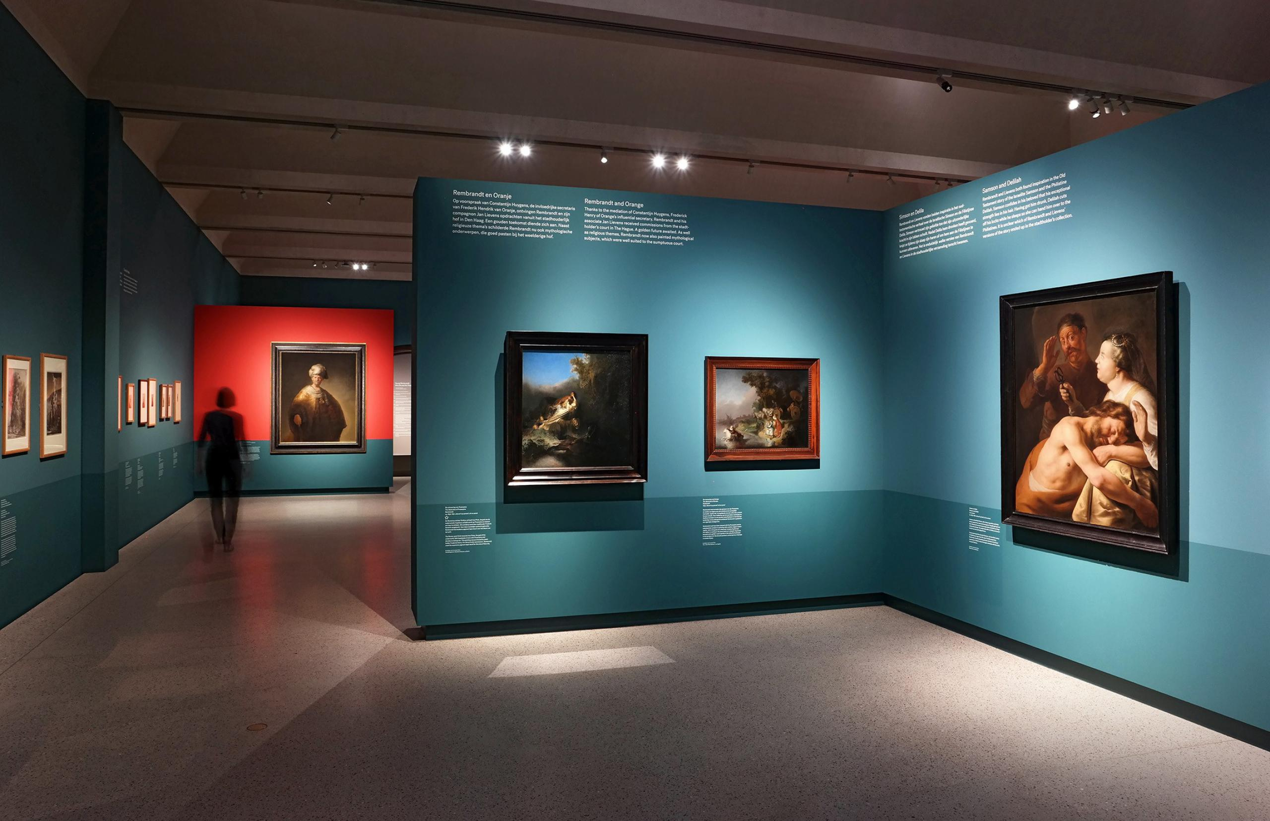 Museum De Lakenhal - De Jonge Rembrandt (foto: Karin Polder)