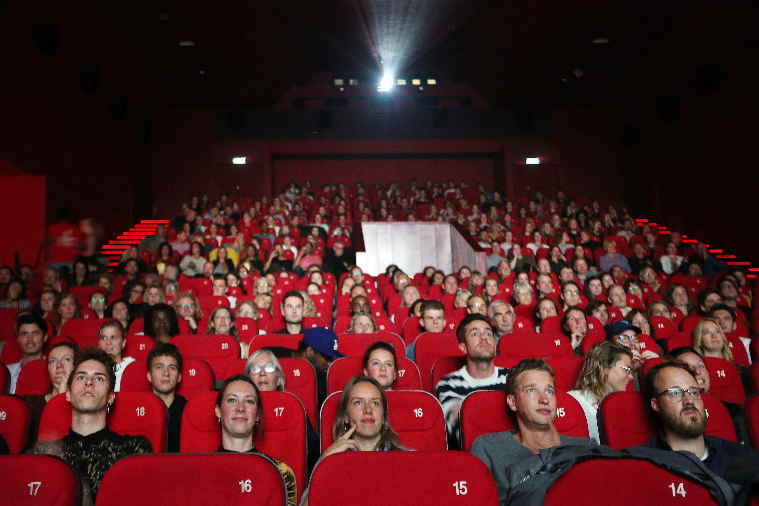 Nederlands Film Festival (foto: Ramon Mangold)