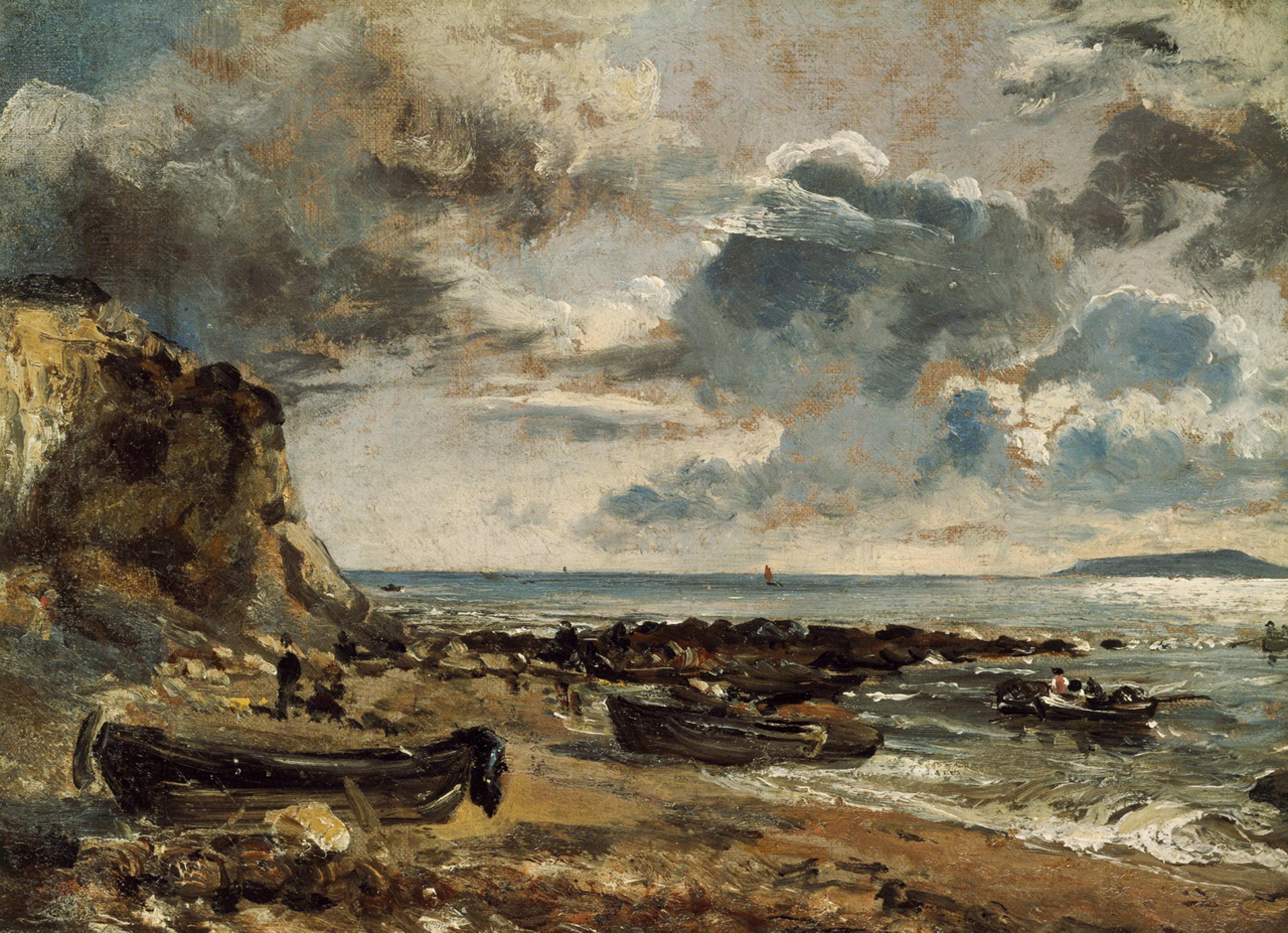 Teylers Museum - John Constable