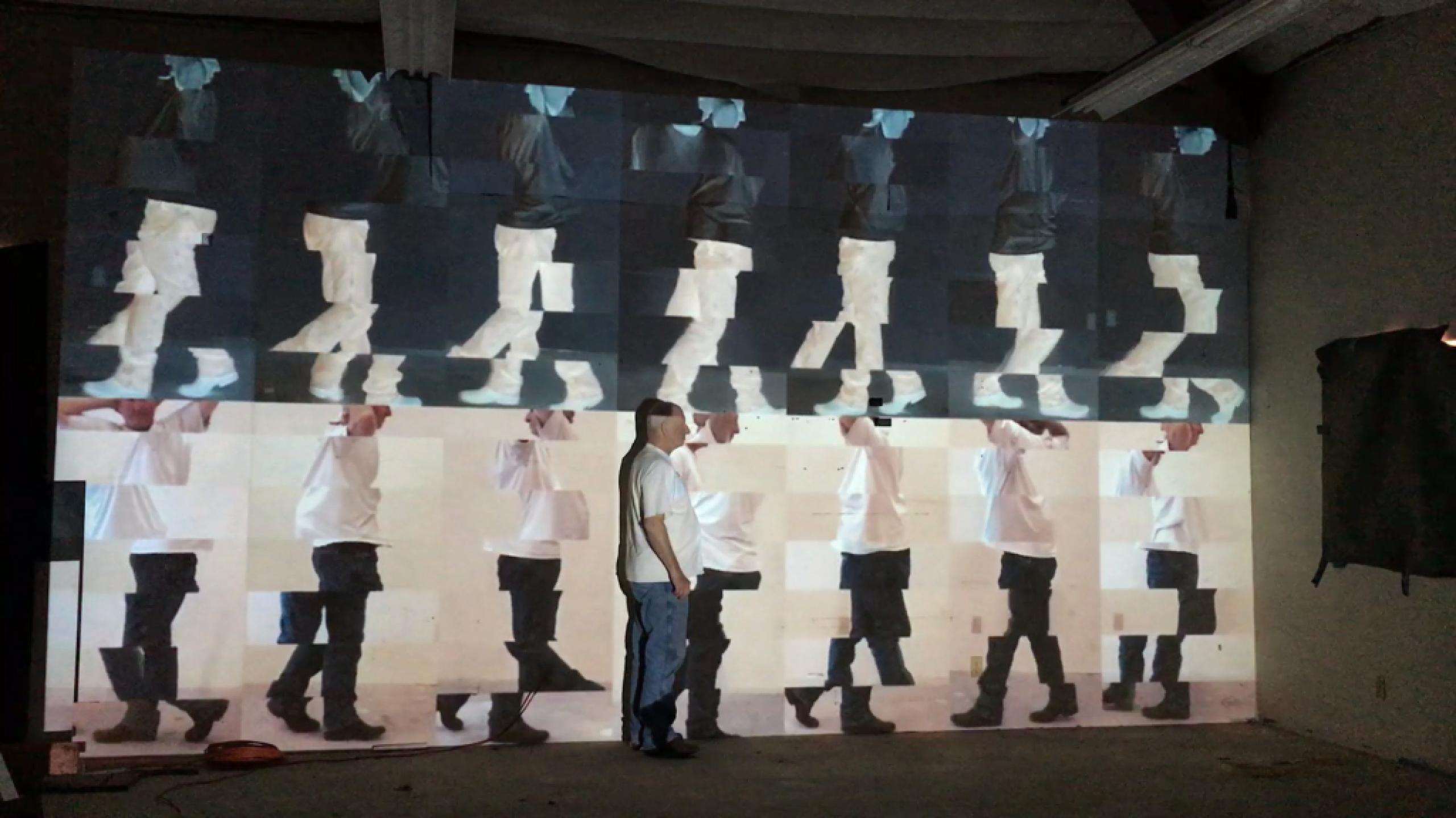 Stedelijk Museum - Bruce Naumann