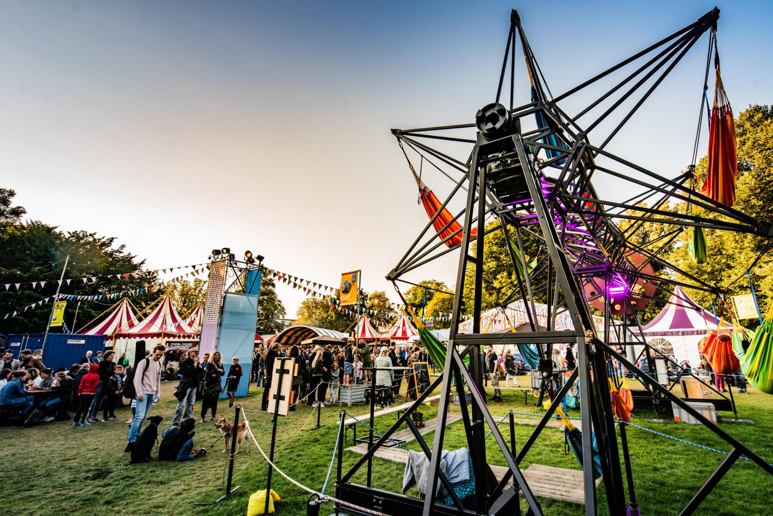Festival Noorderzon (foto: Knelis)