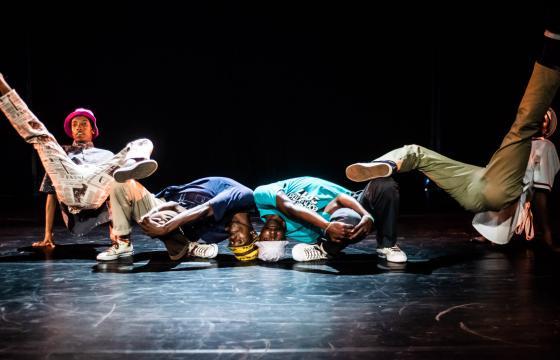 Soweto Skeleton Movers